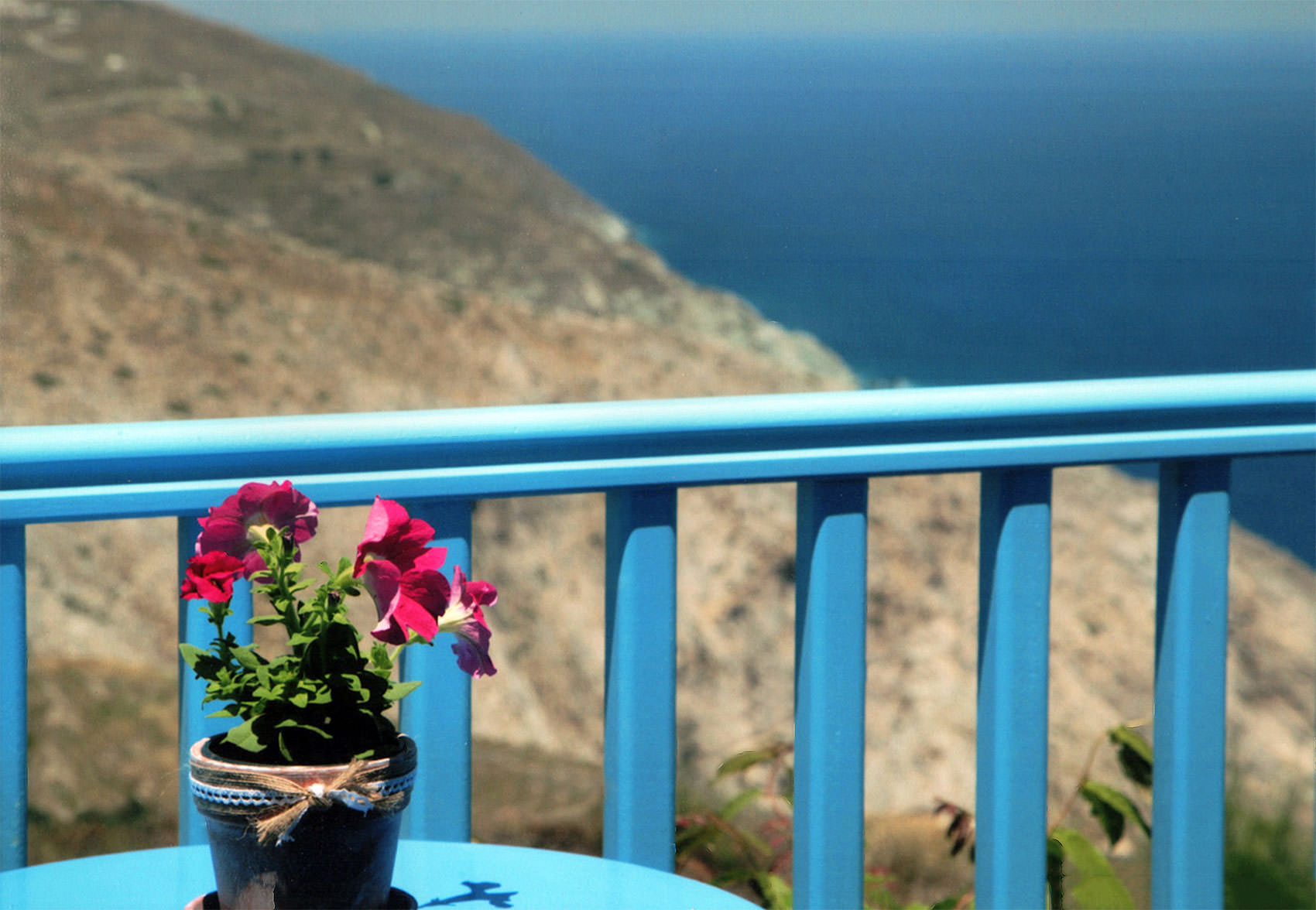 Georgia's Rooms to Let | Hotel Folegandros | Hotel Facilities